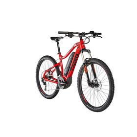HAIBIKE SDURO HardSeven 3.0 Bicicletta elettrica Hardtail rosso